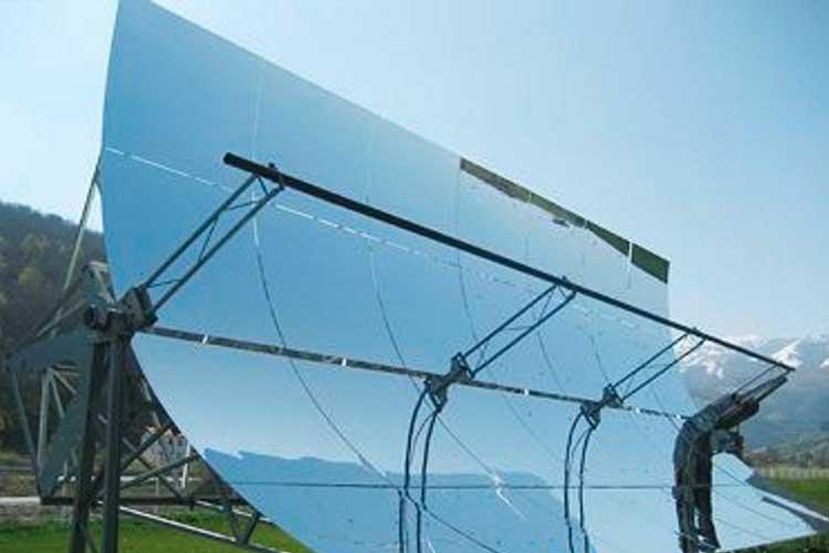 Deman Europe Bielefeld - Solarglas