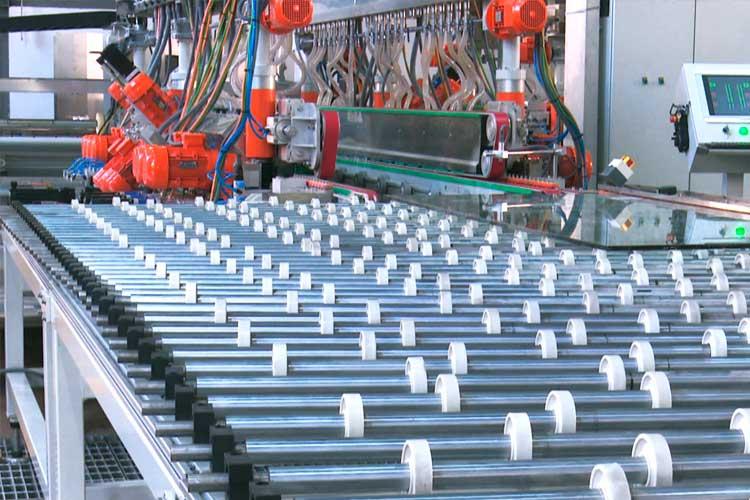 Deman Europe Bielefeld - Glasbearbeitung